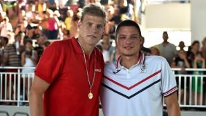 "Конкурент на Фелпс и европейска вицешампионка ще са звездите на турнир ""Бриз"""