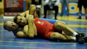 Любомир Ламбов спечели бронзов медал на СП по борба за ветерани