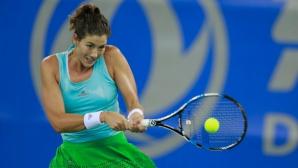 Мугуруса отпадна във втория кръг на турнира по тенис в Ухан