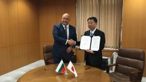Ще си сътрудничим в спорта с Япония