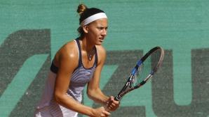 Терзийска се класира за четвъртфиналите на турнир във Великобритания