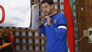 Атанас Петров: Играем равностойно със силните отбори в България