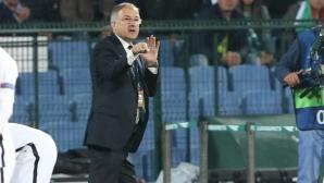 Дерменджиев категоричен: Ще вземем още точки в Шампионската лига