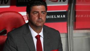 Треньорът на Бенфика след Наполи: Резултатът е несправедлив