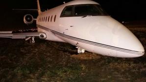 Самолетът на Роналдо катастрофира (снимки)