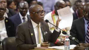 Двама африканци влязоха в Съвета на ФИФА