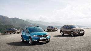 Dacia представя на новия LOGAN, новото SANDERO и EDC автоматична трансмисия за DUSTER