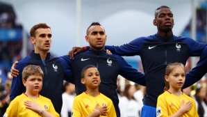 Франция със стряскащ състав срещу България - играчи на Барса и Арсенал не попаднаха сред 23-те