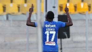 Адениджи: Искам в Шампионската лига с Левски