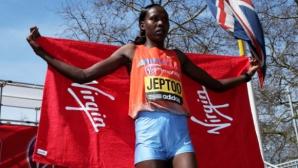 Приса Джепту гони победа на маратона в Амстердам