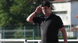 Гонзо: Доволен съм, Черно море играе винаги за победа