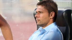 Шефовете на Берое дадоха нов кредит на доверие на Александър Димитров
