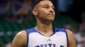 Баскетболист на Филаделфия е със счупена кост на крака