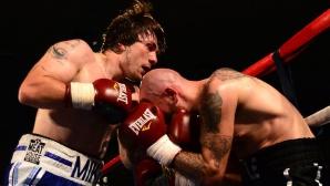 Шотландски боксьор почина часове след загубата си на ринга