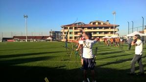 Джамбо с най-предно класиране от българите на Европейския клубен шампионат по стрелба с лък