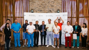 Юбилейно издание на Volvo World Golf Challenge България