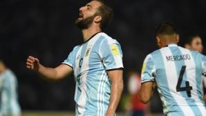 Ялова Аржентина се издъни у дома в отсъствието на Меси