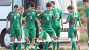 Юношите на България с престижен успех