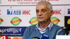 Иван Сеферинов: Договорът ми изтече, но революция ще има