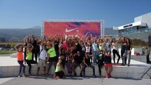 Приложението Nike+Training Club: Стани най-добрият с най-добрите