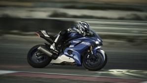 Това е новият Yamaha R6 (Снимки и видео)