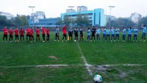 Локо (Русе) се добра до равенство срещу Черноморец (Балчик)