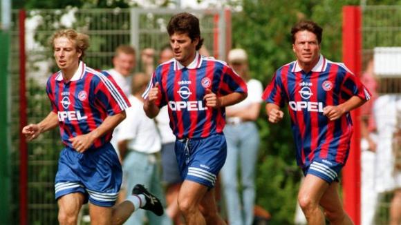 Матеус: Берти Фогтс не ме взе на Евро'96 заради Клинсман