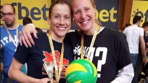 Кристина Бончева се връща във волейболната зала (ВИДЕО)