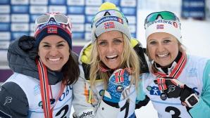 Състезателите по ски-бягане на Норвегия балансират на границата на антидопинговите правила