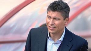 Бала: Стискам палци на Хубчев и националния отбор