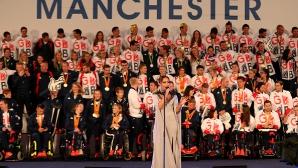 Повече от 150 000 души приветстваха олимпийците и параолимпийците на Великобритания