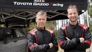 Toyota обяви първия си сигурен пилот за WRC