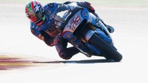 Ники Хейдън ще направи още един старт в MotoGP