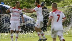 Беласица отлага два мача от Югозападната Трета лига