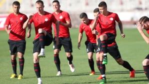 ЦСКА-София ще тренира в Ловеч