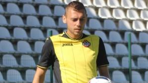 Лъчо Балтанов вече може да тича