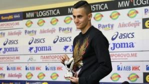 Георги Костадинов: Няма как да сме доволни от равенството с ЦСКА-София (галерия)