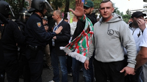 Деветима привърженици на Легия бяха освободени от ареста