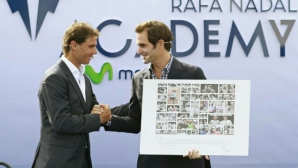 Федерер към Рафа: Никой не ми е повлиял по-силно от теб през цялата ми кариера