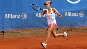 Две българки достигнаха до полуфиналите на двойки в Анталия