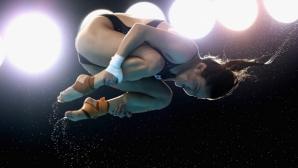 Китайска суперзвезда в скоковете във вода прекрати кариерата си на 23
