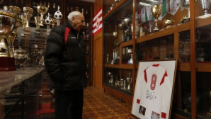 Сашо Манов: Даваха дамаджана с вино и печена кокошка за билет за мач на ЦСКА