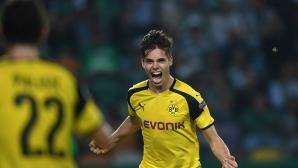 Дортмунд се активизира, за да задържи откритието си от миналия сезон