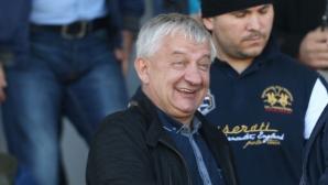 Крушарски: Достатъчно съм луд, за да направя Локо едно бижу