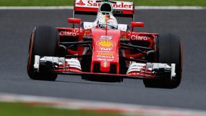 Фетел недоволства от критиките към Ферари