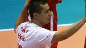 Мартин Божилов: Стараем се да подобряваме играта си
