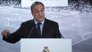 Флорентино Перес: Реал привлича най-силните в света