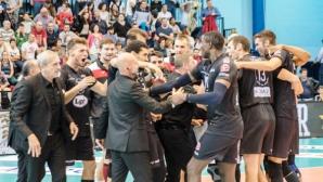 Виктор Йосифов и Пиаченца с втора поредна драматична победа в Италия