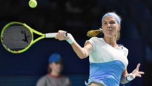 Кузнецова се класира на полуфинал на Кремлин Къп