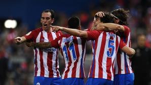 Атлетико Мадрид прие забрана за трансфери, докато се съди с ФИФА